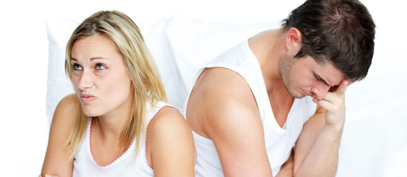 Can a marriage last without sex?