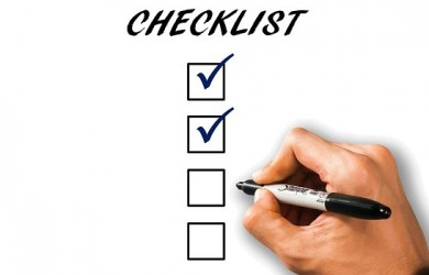 Documents Checklist for Guardianship in Courts