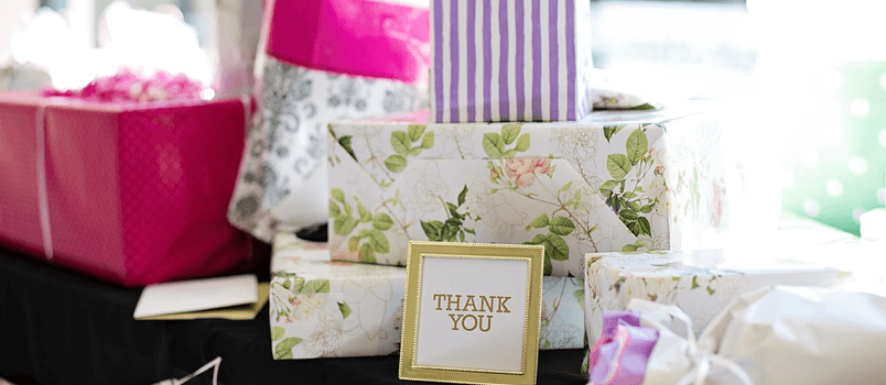 How Much You Should Spend on a Wedding Gift