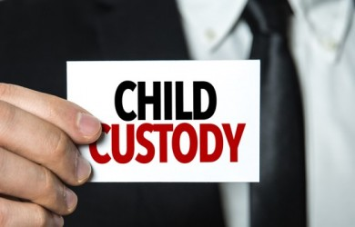 Getting child custody after divorce