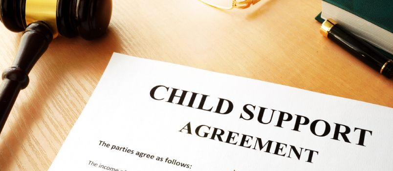 Paying Child Support Checklist