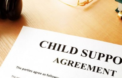 Filing a Request for Child Support Modification
