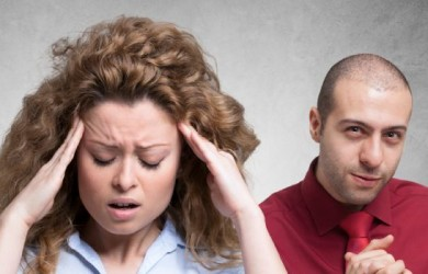 Domestic abuse is common in most marriages nowadays.