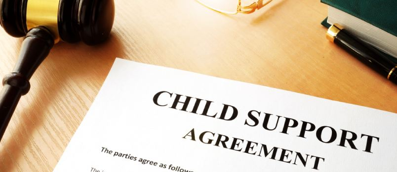Think about changing Child Support after changing jobs