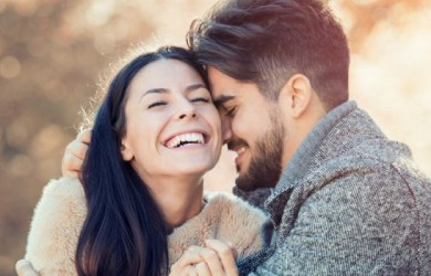 ealth of a marriage can be measured by how each partner shares life's little triumphs and disappointments
