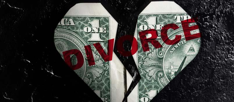 Work through the divorce with a divorce financial advisor