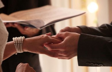 6 Tips for Writing  Non-Traditional Wedding Vows