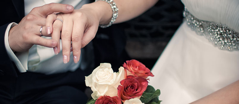 Marriage vows tend to star at the center of any marriage ceremony