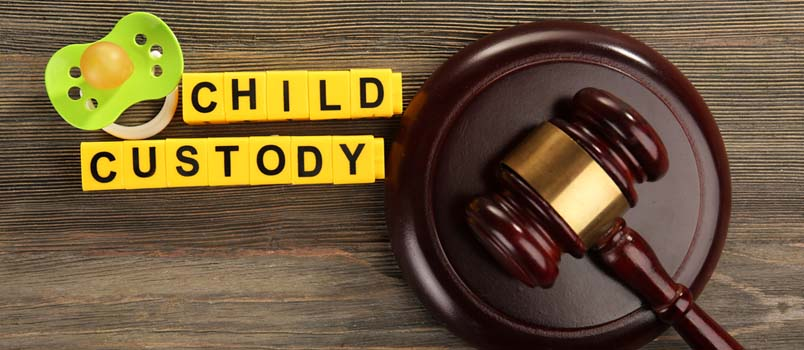 If both partners are a legal parent, custody is relatively easy