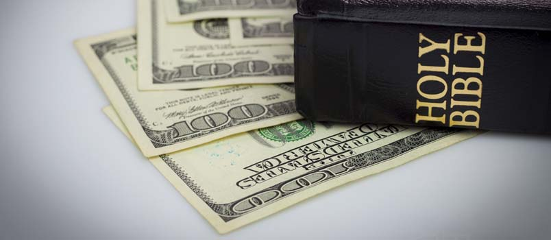 Here's God's way of doing things in marriage when it comes to money