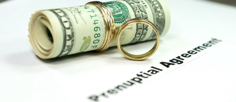Determining your financial payments is one of the principal purposes of the prenuptial agreement