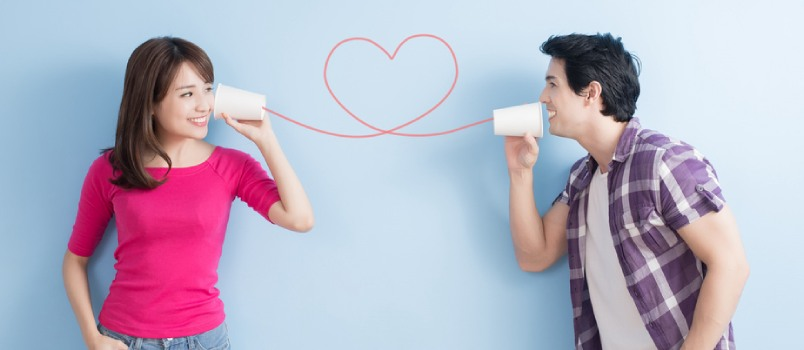 Communication strengthens your relationship with your spouse