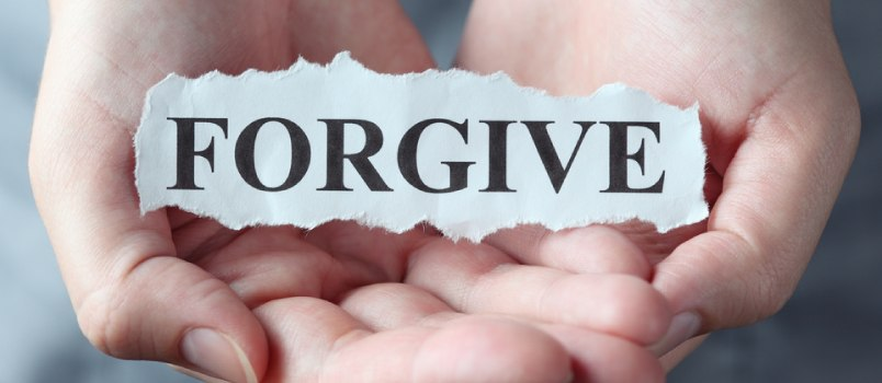 If you do forgive, it means that the relationship should start moving forward