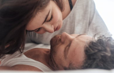Keep the Physical Intimacy in Marriage Alive