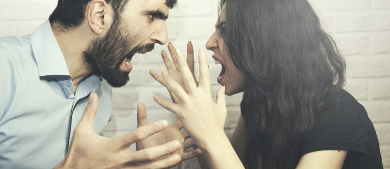 You may hate your partner for a while