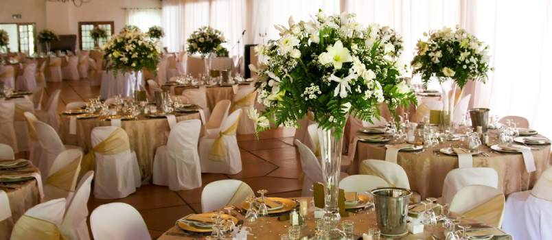 According to most brides, the biggest hassle they face is finding the perfect venue