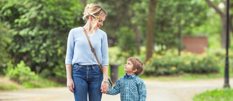Being a single mother is a tiresome task, but it has its own joys