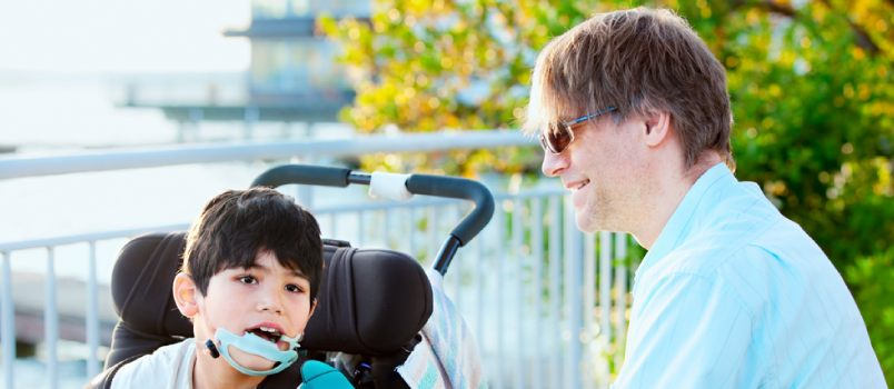 All children with special needs have unique strengths and challenges