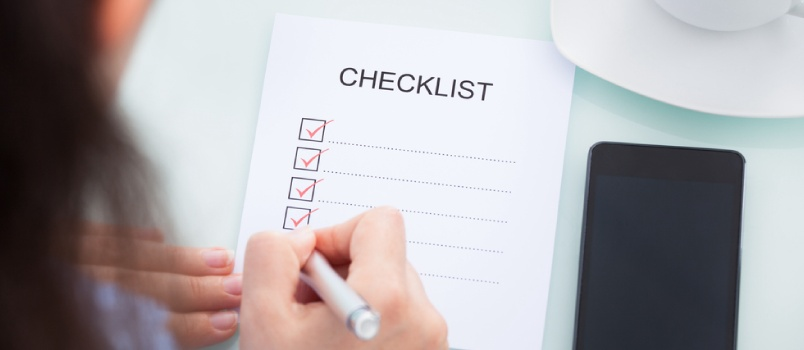 Protect Yourself With This Divorce Financial Checklist