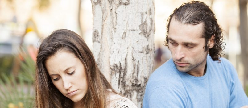 Fixing Your Partner's Feelings Won't Help