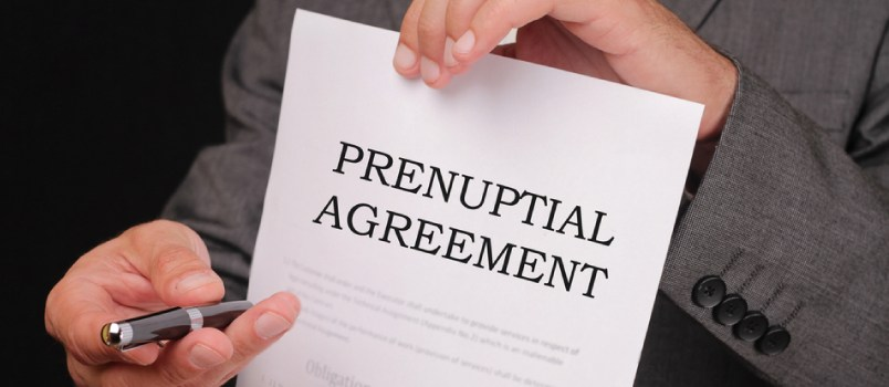 Prenuptial Agreements Pros And Cons Marriage