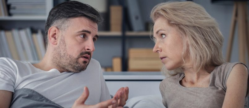 Giving Your Spouse the Benefit of the Doubt: It's Not Easy When You're Mad