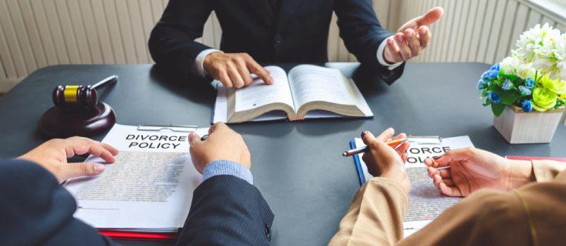 Financial Advice for Divorce Settlement