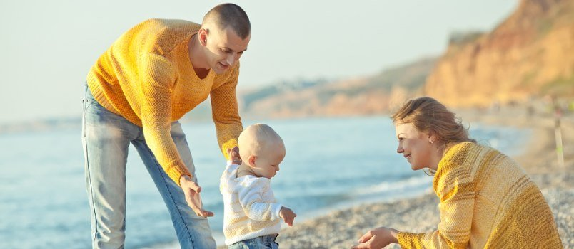 Make sure your child has plenty of outdoor exercises and play