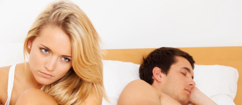 how to stay sexually satisfied, in a challenging intimate relationship