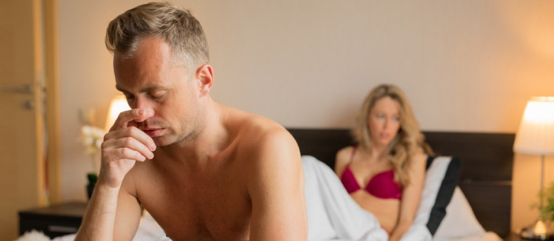 A lack of intimacy in marriage for men can be a major source of anxiety and frustration