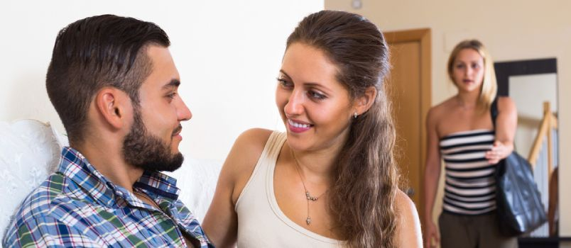 Micro-cheating is the action that is not outright infidelity but it is not something acceptable either
