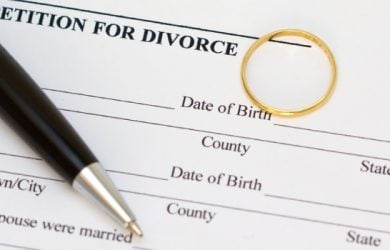 What Are in Divorce Papers?