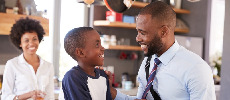 Be a perfect parent, an ideal spouse while at the top of your game at work