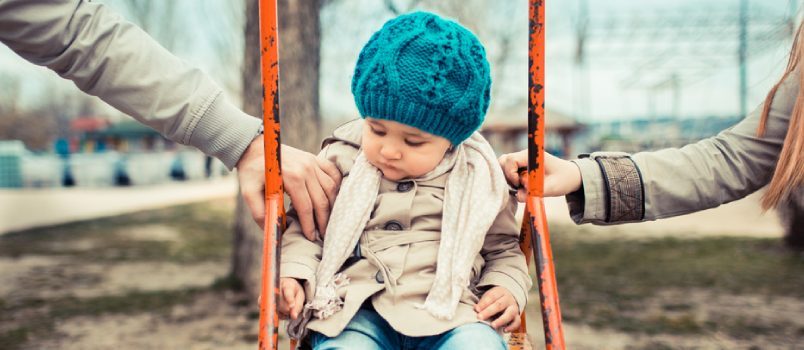Co-parenting children through divorce