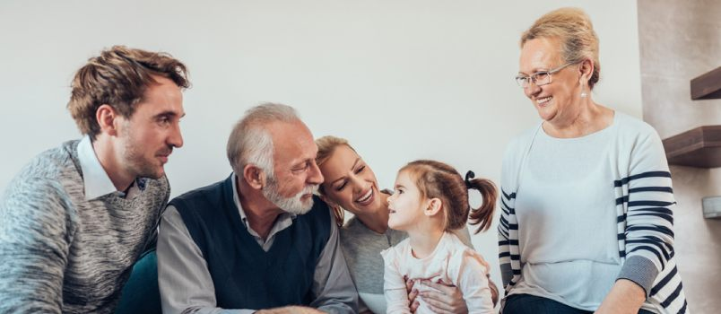 How to support a partner caring for ageing parents