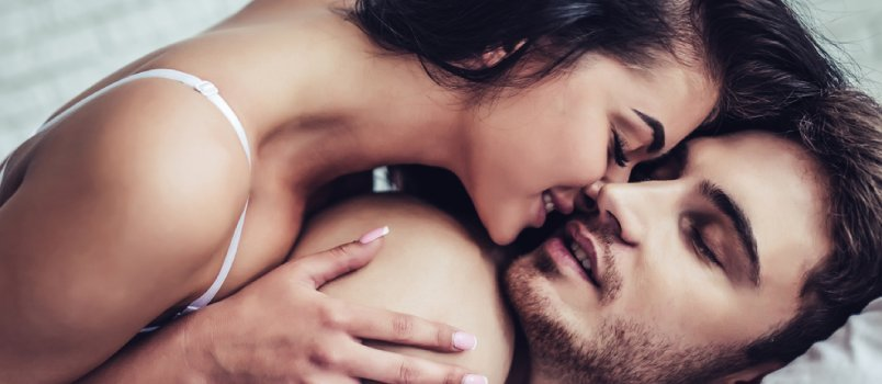 Sex can be the most intimate and beautiful expression of love