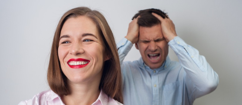The life of a narcissist's spouse is bound to be a miserable one