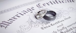 Marriage is a social contract