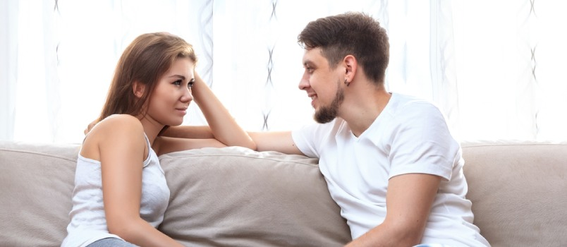 Give your spouse some time to prepare and think about anything they would like to discuss