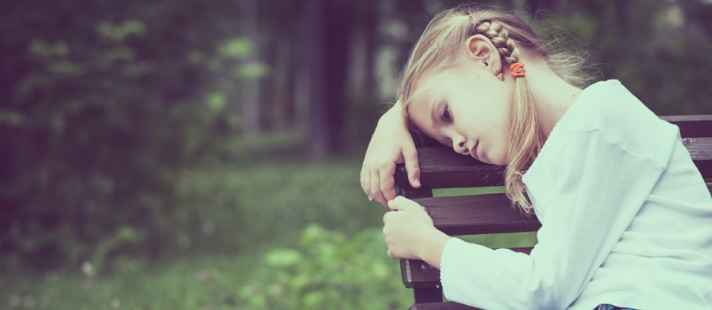 How to identify and heal post-traumatic stress disorder in children