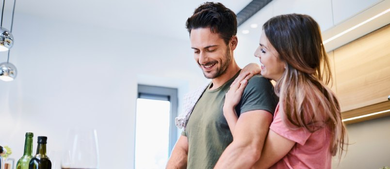 Sex Starts in the Kitchen Tips for Marital Intimacy