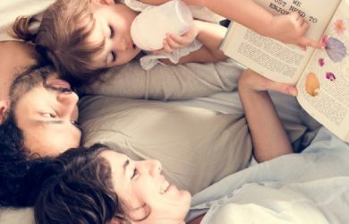Top 10 Rules for Co-Parenting
