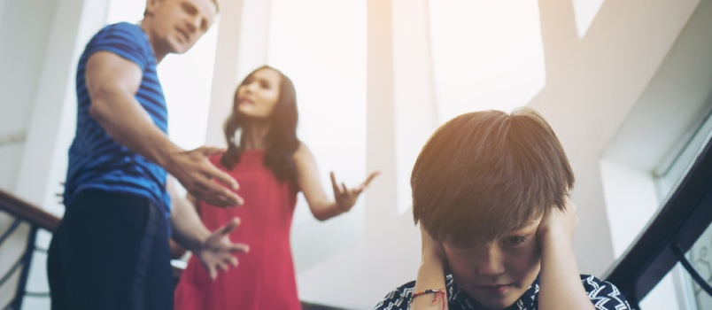 What Is It like to Co-Parent with a Toxic Ex Spouse