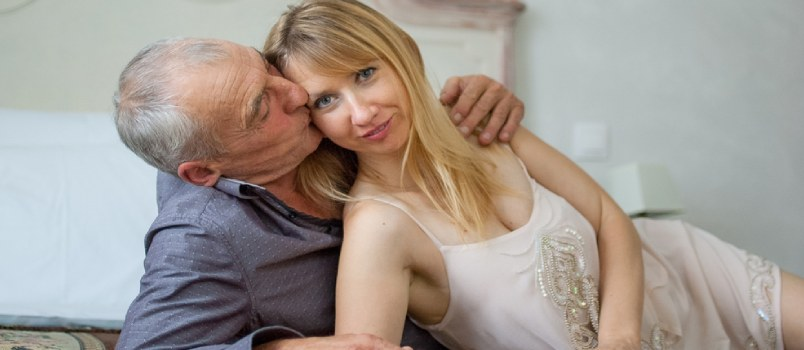 3 Reasons Why Sex with Older Men Is Different