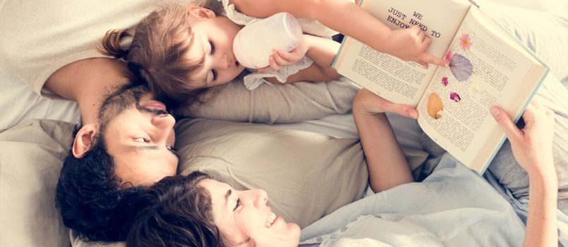 Children Sleeping with Parents