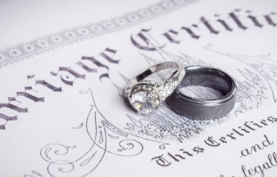 How to Apply for a Marriage Certificate