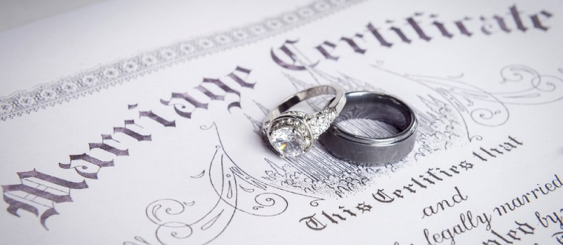 How to Apply for Marriage Certificate