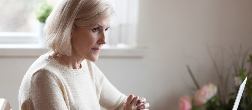 Why older women seek younger men