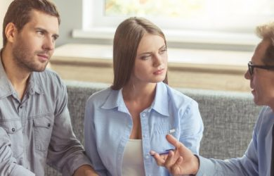 Marriage Counseling: Who Is It Really For?