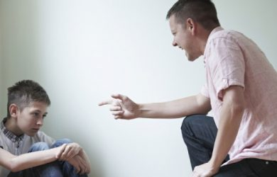 Moving On: Living Life past an Abusive Father